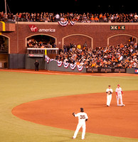 Giants vs Reds 10/7/12