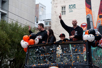 2014 SF Giants World Series Parade
