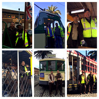 The MUNI operators that made this weekend work!