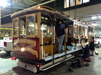 2014 Cable Car Decorating