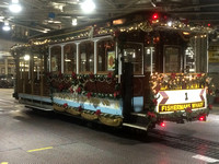 Cable Car Decorating-Final Touches